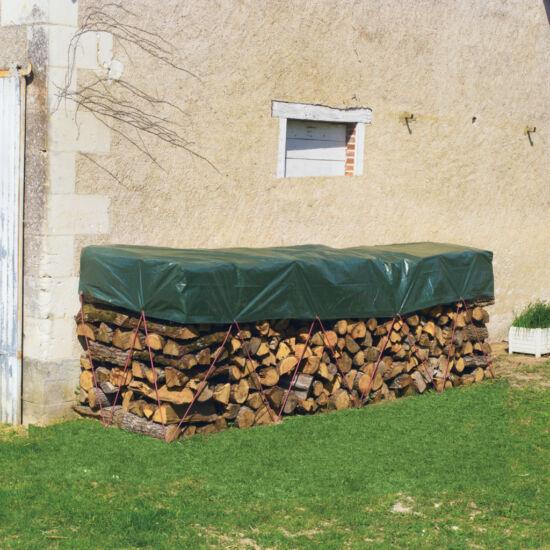 Nortene Portex Wood fahasáb takaró vízhatlan ponyva