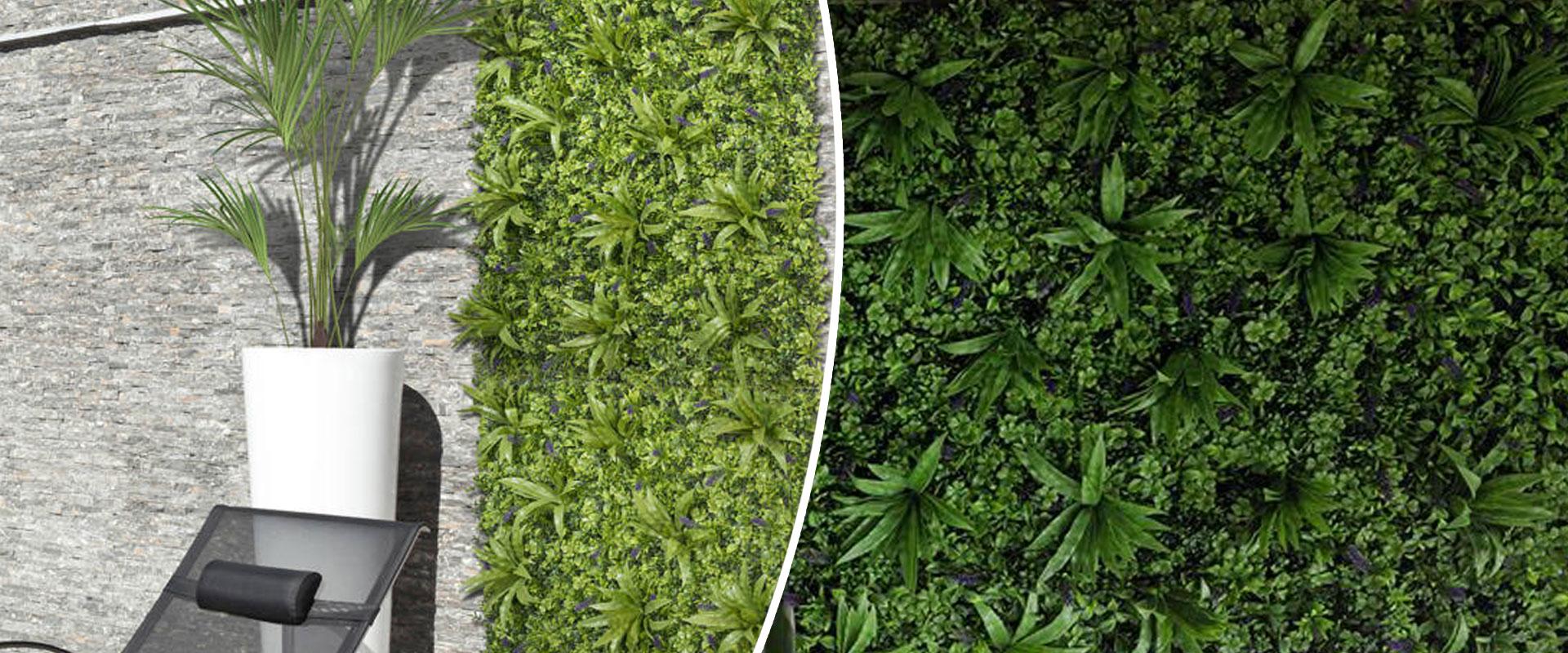 Nortene természetes hatású növényfal